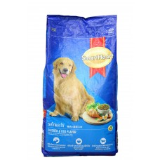 Smart Heart Chicken Dog Food Bag 20kg