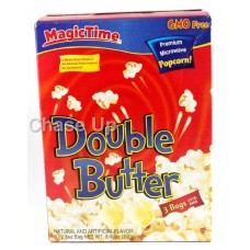 Magic Time Double Butter Popcorn 242gm