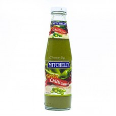 Mitchells Green Chilli Sauce 300g