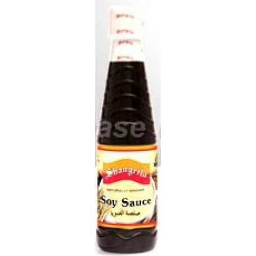 Shangrila Soya Sauce Pet Bottle 120ml