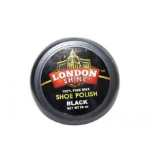 London Shine Black Shoe Polish 90ml