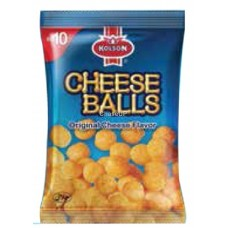 Kolson Cheese Balls Snacks Assorted RS.10