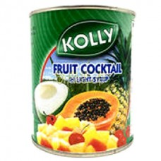 Kolly Fruit Cocktail Tin 3kg