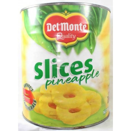 Delmonte Pineapple Slice Tin 432gm