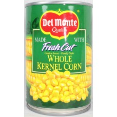 Delmonte Whole Kernel Corn Tin 410gm