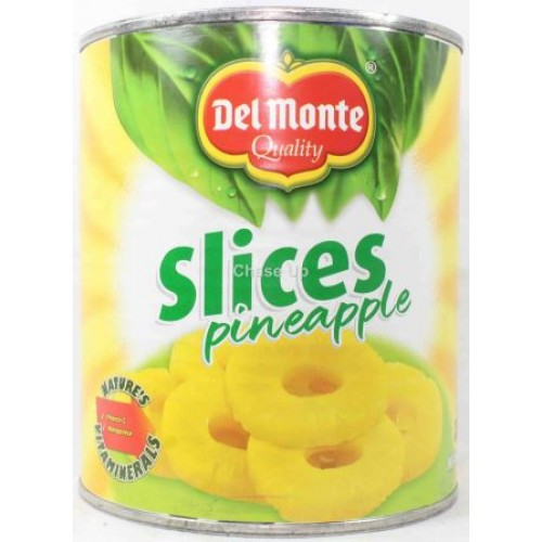 Delmonte Pineapple Slice Tin 3kg