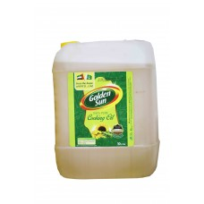 Golden Sun Cooking Oil Jerry Can 10ltr
