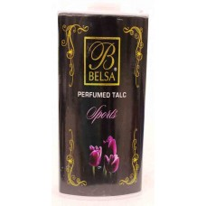 Belsa Sports Perfumed Talcum Powder Large