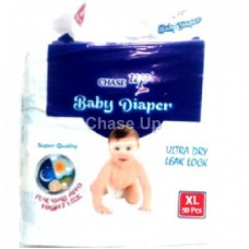 Chaseup Baby Diapers XLarge 50pcs
