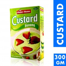 Happy Home Banana Custard Powder 300gm