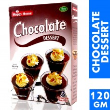 Happy Home Chocolate Flavour Dessert Mix 120gm