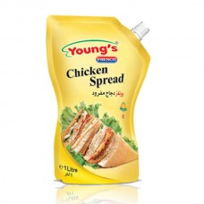 Youngs French Chicken Spread Pouch 1ltr