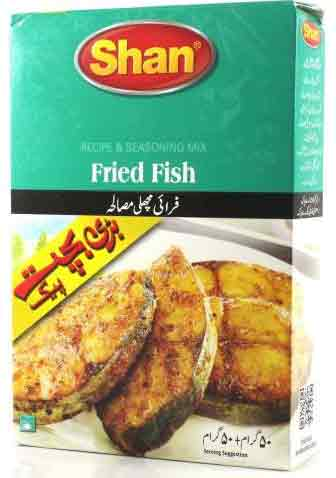 Shan Fish Masala D/Pack 100gm